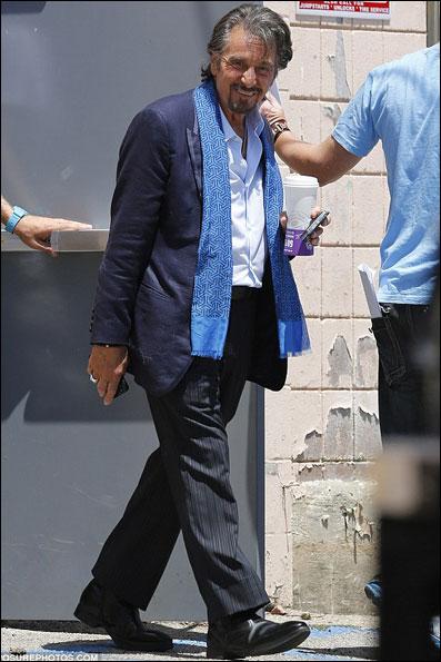 img10593403 - مصاحبه با آلپاچینو: ۴۰ سالگی یک سن عالی است!