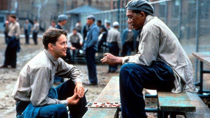 the shawshank redemption   h   1994 - نقد فیلم The Shawshank Redemption (رستگاری در شائوشنگ)