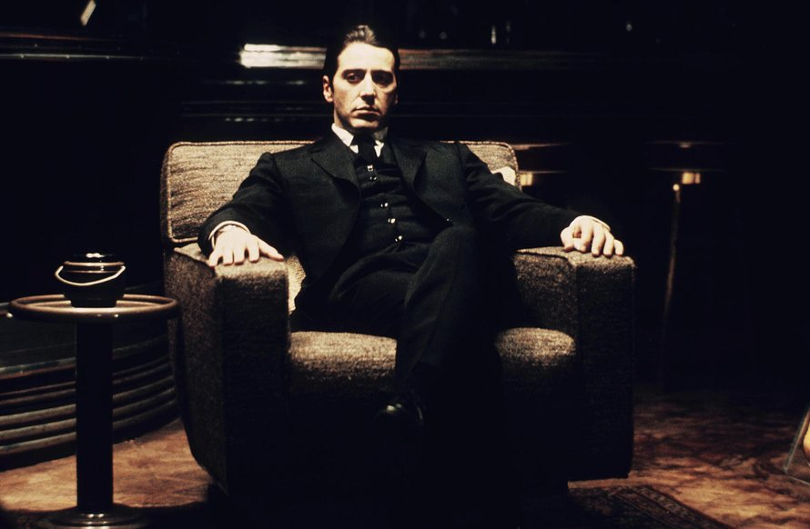 the godfather part ii al pacino - نقد فیلم The Godfather: Part II (پدرخوانده 2)