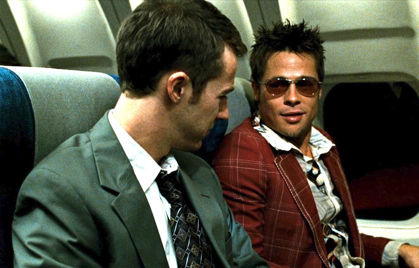 Fight Club 7 - نقد فیلم Fight Club (باشگاه مشت زنی) | تحلیل جامع ⭐️