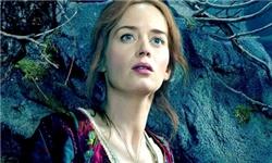 13931028000395 PhotoA - نقش منفی «امیلی بلانت» در فیلم جدید سفید برفی