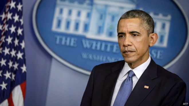 141219200508 obama 640x360 afp - احتمال پخش فیلم «مصاحبه» در پی انتقاد اوباما از سونی