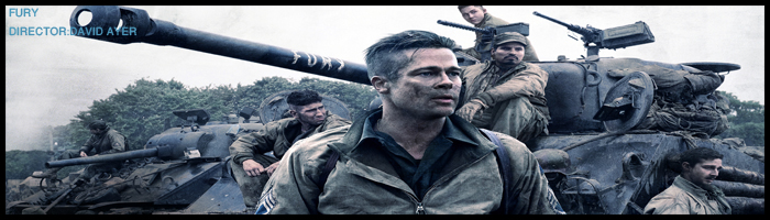 The2014Top10JamesBerardinelliFury - ده فیلم برتر سال 2014 به انتخاب جِیمز بِراردینِلی + تصاویر