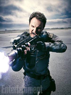 esgrdfg - جدیدترین تصاویر از آرنولد شوارتزینگر در فیلم ترمیناتور 5