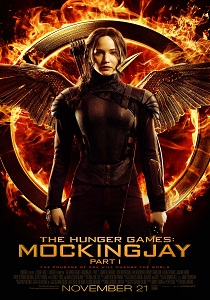 hunger games mockingjay  part one poster naghdefarsi - نقد فیلم The Hunger Games:Mockingjay - Part1 (بازیهای مرگبار:مرغ مقلد - پارت یک)