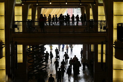 470591 541 - گزارشی تصویری از هالیوود در حال آماده سازی مراسم اسکار
