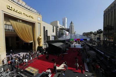 470599 219 - گزارشی تصویری از هالیوود در حال آماده سازی مراسم اسکار
