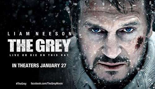The Grey1 - معرفی ۱۰ فیلم برتر لیام نیسون
