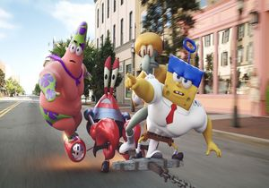 thespongebobmovie1 - نقد انیمیشن The SpongeBob Movie: Sponge Out of Water (باب اسفنجی: اسفنجی بيرون از آب)