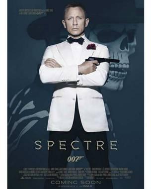 150904095941 j 439x549 sonypictures nocredit - پوستر جدیدترین فیلم جیمز باند به نمایش درآمد