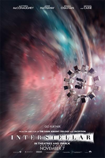 The Fourth Poster Interstellar