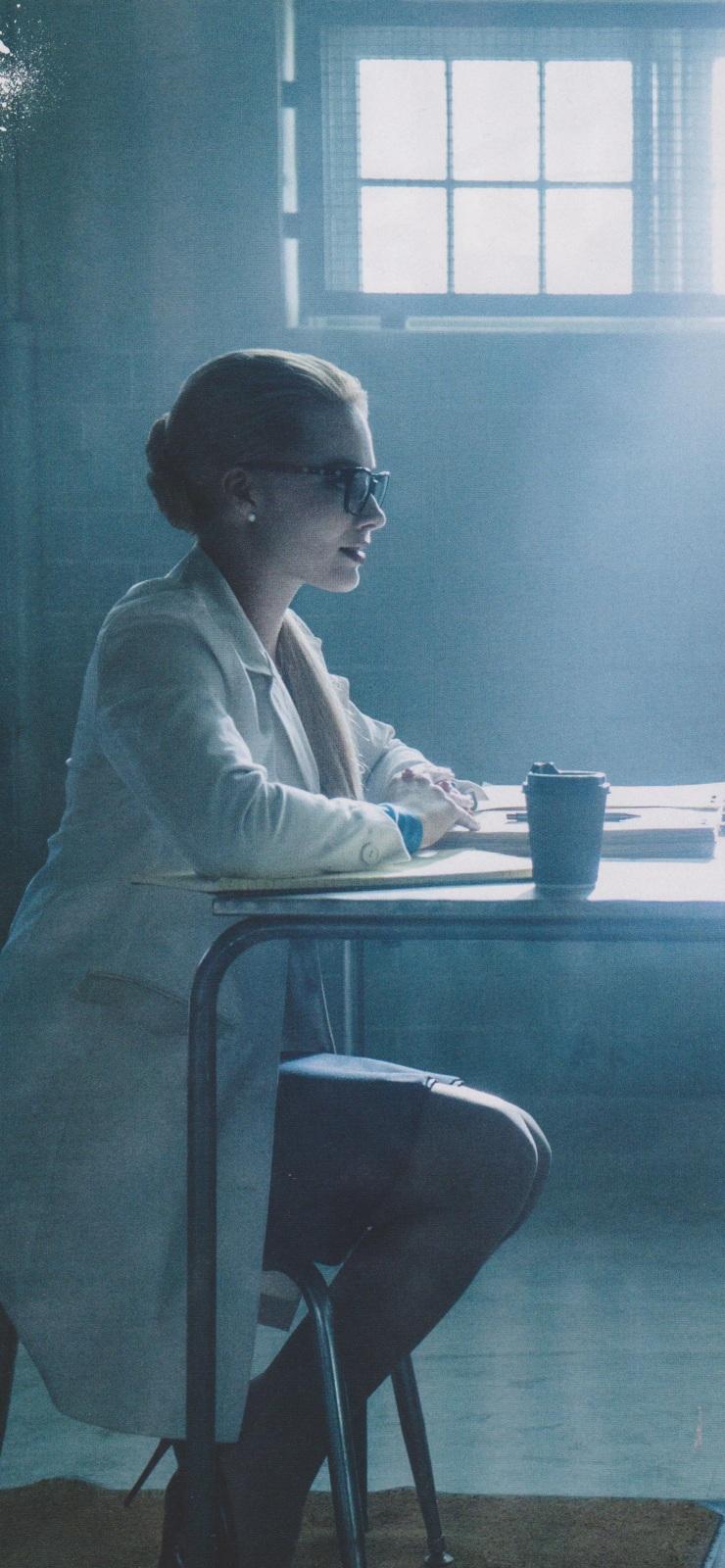 suicide squad movie harley quinn - جوکر و جوخه ی انتحار روی مجله Empire