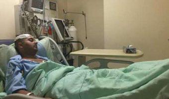 227a92317280f467c3420eb85e2e17bb M 340x200 - اخبار بد از وضعیت سلامتی موزیسین پاپ ایرانی: سطح هوشیاری پایین آمد