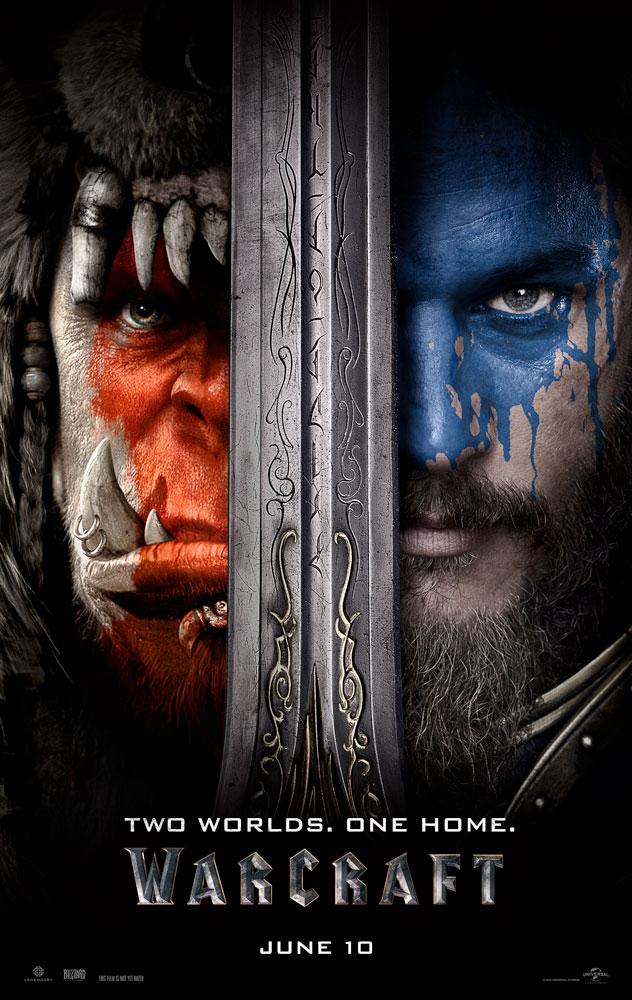 warcraft new poster - پوستر جدید فیلم سینمایی Warcraft