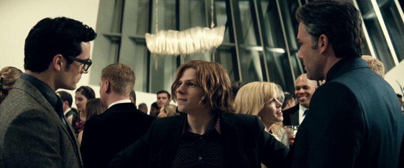 Lex Luthor is manic and also knows everybody - 12 نکتهای که تا الان دربارهی فیلم «بتمن علیه سوپرمن» می دانیم