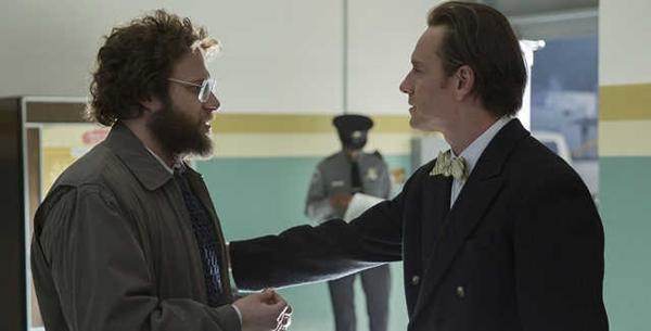 STEVE JOBS - بیست فیلم برتر 2015 از نگاه امپایر