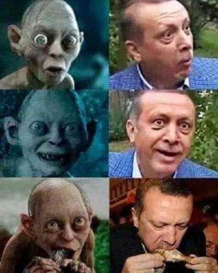 d3aba6f62ed90de53447159b5f467cd7 M - مورد عجیب یک دادگاه سینمایی: تشبیه رییس جمهور ترکیه به یک شخصیت ارباب حلقهها