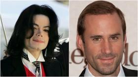 1453879538375 55 - یک بازیگر سفید پوست در نقش مایکل جکسون بازی می کند