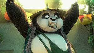 kung  2 - نقد انیمیشن Kung Fu Panda 3 (پاندا کونگفو کار 3)