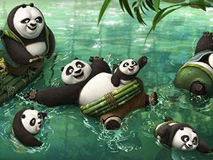 kung  5 - نقد انیمیشن Kung Fu Panda 3 (پاندا کونگفو کار 3)
