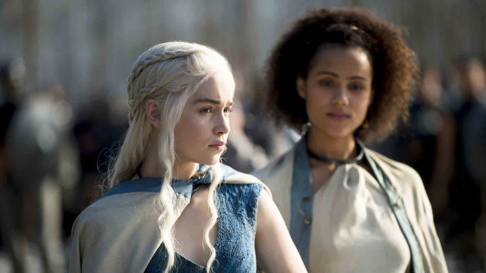 game of thrones khaleesi thumbnail1 - حقایقی جذاب درباره سریال «بازی تاج و تخت»