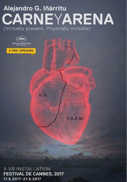 image 13960127194 carne y anera poster - ایناریتور و پروژه واقعیت مجازی «گوشت و شن»