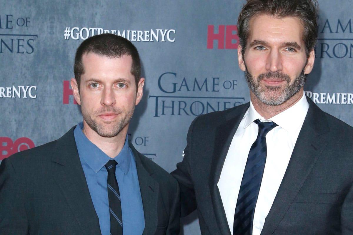 53305e5d7686d86f77010e4c benioff weiss tout - دفاع سازندگان سریال «Game of Thrones» از سریال جدیدشان در برابر موجی از اعتراضات
