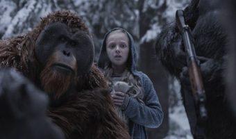 WarforthePlanetoftheApes20175 340x200 - نقد فیلم War for the Planet of the Apes (جنگ برای سیاره میمونها)
