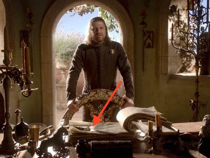 so who has the blade in the show now w700 - نکات جالب قسمت اول از فصل هفتم «بازی تاج و تخت» که ممکن است متوجه آنها نشدهباشید