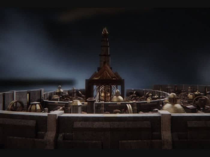 the last tiny detail was in the opening credits a new city was added the citadel in oldtown was prominently featured w700 - نکات جالب قسمت اول از فصل هفتم «بازی تاج و تخت» که ممکن است متوجه آنها نشدهباشید