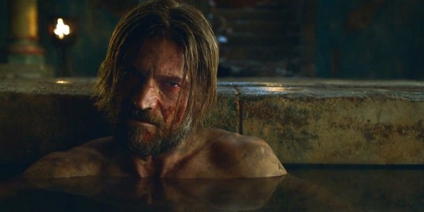 5988ebd8b5bab Jaime Lannister Confesses to Brienne - مروری بر برترین اپیزودهای سریال «بازی تاج و تخت»