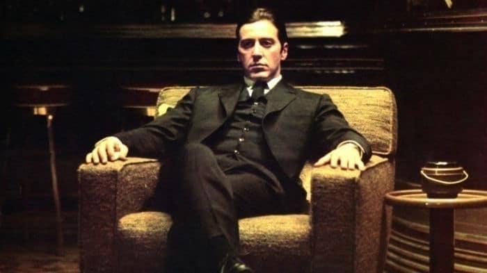 59960e5740ad8 al pacino in the godfather 1471381603 w700 - سختی صحنه هایی در فیلم های مشهور که بازیگران مطرح را به فکر ترک پروژه انداخت