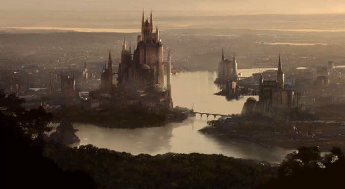 599613ab43dec Game of Thrones Kings Landing w700 - با سرزمینها و قلمروهای «بازی تاج و تخت» بیشتر آشنا شوید