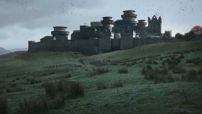 599613bed58f5 Winterfell ravens w700 - با سرزمینها و قلمروهای «بازی تاج و تخت» بیشتر آشنا شوید