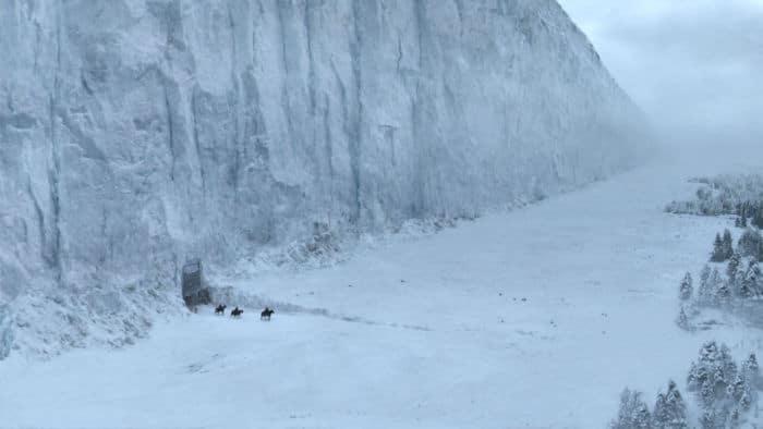 599613c35c552 The Wall w700 - با سرزمینها و قلمروهای «بازی تاج و تخت» بیشتر آشنا شوید