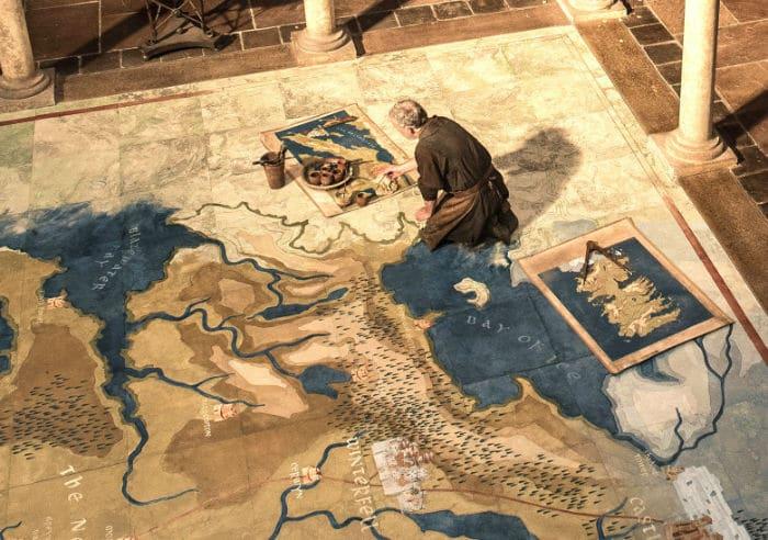 59a7d9e8b97c9 gameofthrones map copy w700 - نکاتی درباره «بازی تاج و تخت» که تاکنون نمیدانستید