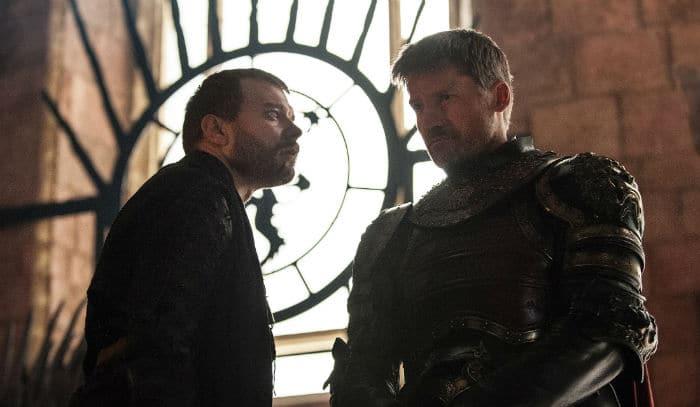 Euron and Jaime the Queens Justice w700 - سوالهایی که پس از تماشای سومین قسمت از فصل هفتم «بازی تاج و تخت» برایمان مطرح میشود