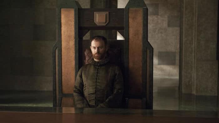 MarkGatissGOT w700 1 - سوالهایی که پس از تماشای سومین قسمت از فصل هفتم «بازی تاج و تخت» برایمان مطرح میشود