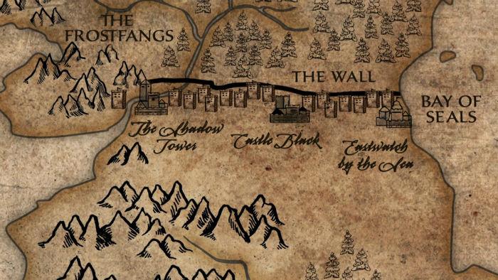 NineteenCastlesOnTheWall w700 - با سرزمینها و قلمروهای «بازی تاج و تخت» بیشتر آشنا شوید