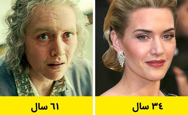 6 30 - بازیگرانی که نقش کاراکترهای بسیار پیرتر از خودشان را بازی کردند