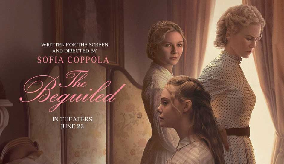 The Beguiled Movie feature - نقد فیلم The Beguiled (فریب خورده)