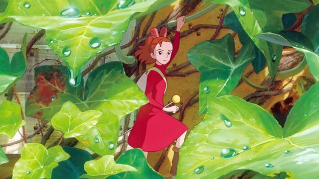 The Secret World of Arrietty640x480 - معرفی بهترین انیمههای ژاپنی (بخش دوم)