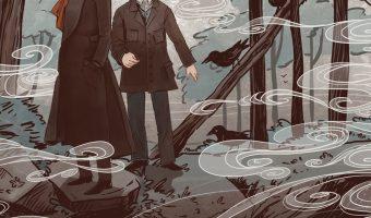 sherloc hound 1080x580 340x200 - شرلوک هولمز و فلسفه: معمای درندهی ترسناک