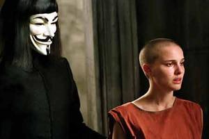 نقد و بررسی کامل فیلم V For Vendetta سینما مدرن