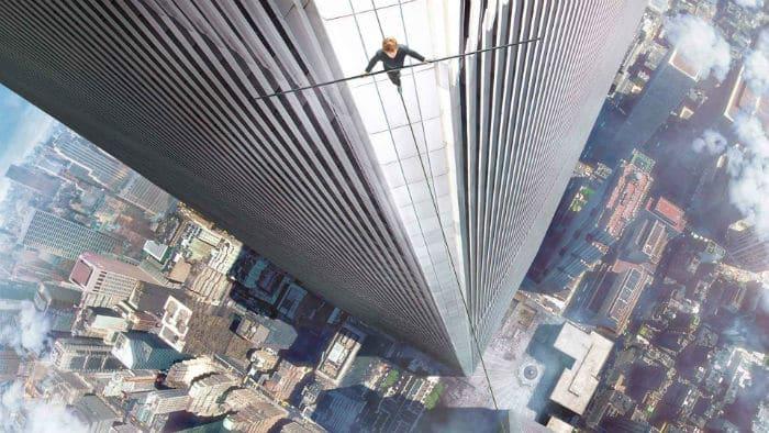 The Walk 2015 after credits hq w700 - فیلمهایی که تماشاگران را از سالن سینما فراری دادند