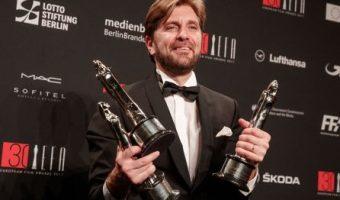 rexfeatures 9265926cj 340x200 - برندگان جوایز فیلم اروپایی 2017 مشخص شدند