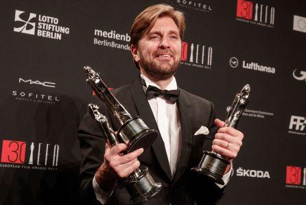 rexfeatures 9265926cj - برندگان جوایز فیلم اروپایی 2017 مشخص شدند