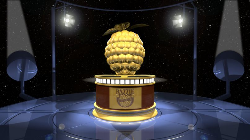 razzie - برگزیدگان جوایز تمشک طلایی 2018 مشخص شدند