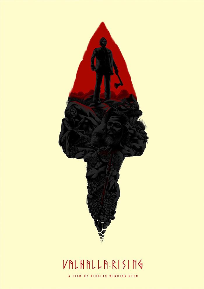 gordon valhalla - نقد فیلم Valhalla Rising - دیدگاه مدرن فیلمساز در دل اساطیر کهن