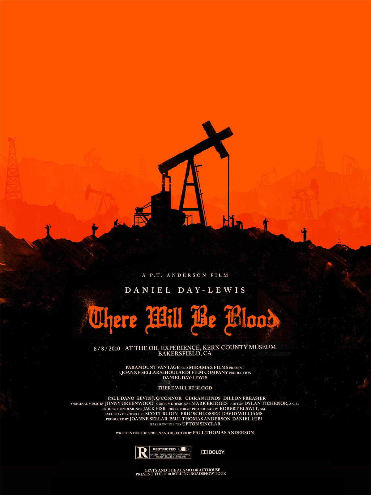 there will be blood olly moss 660 - نقد فیلم There Will Be Blood (خون به پا خواهد شد) محصول 2007